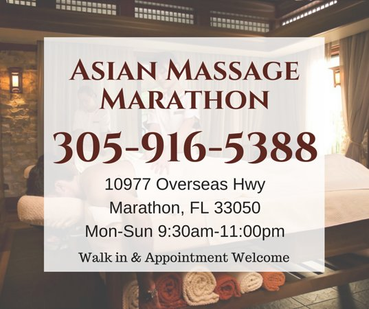 Asian Massage Marathon