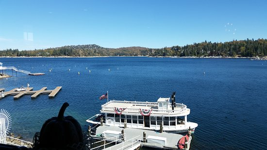 this was a atypical day in late November Lake Arrowhead. But it