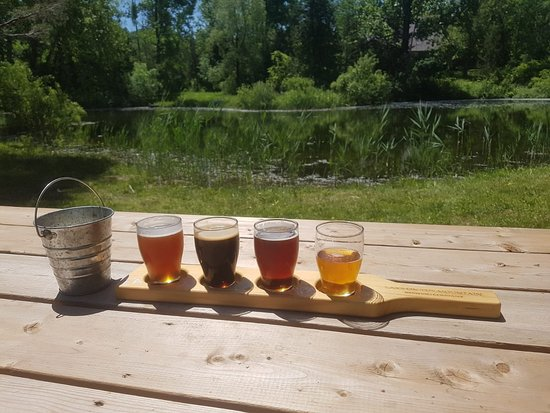 Lake on the Mountain Brewing Company