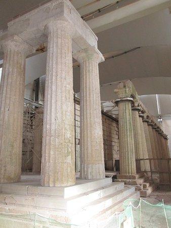 Temple of Apollo Epicurius: The Temple of Apollo