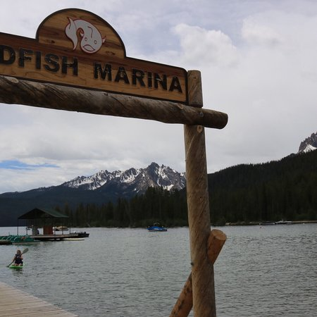 Redfish Lake Lodge Foto