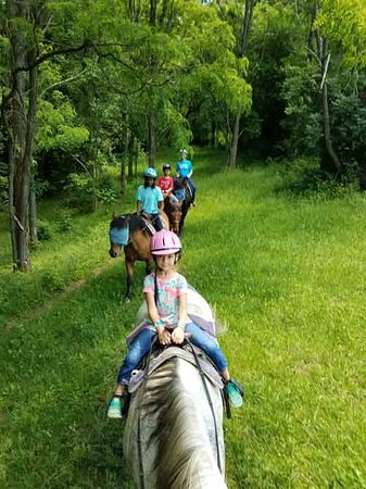 First Farm Inn Horseback Riding 사진