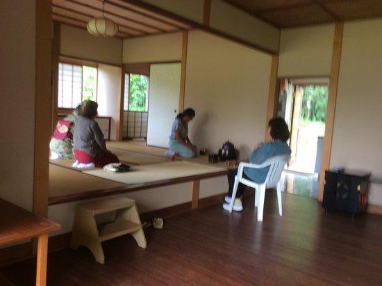 Liliuokalani Gardens: Tea Ceremony