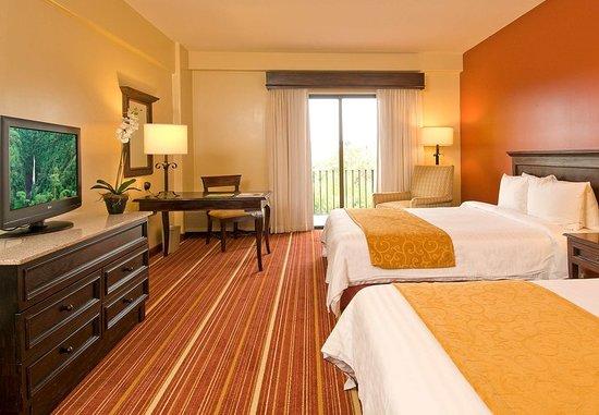 San Rafael de Escazu, คอสตาริกา: Guest room
