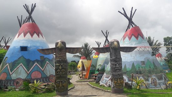 Talisay, Philippines: Indian Tribe