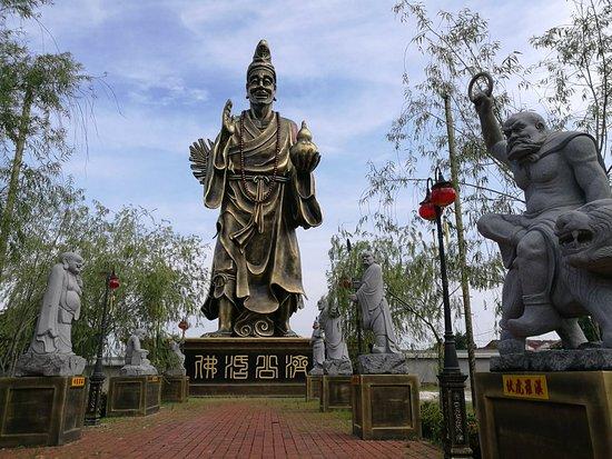 Yong Peng, Malezja: Tian Pao Kong Chinese Temple