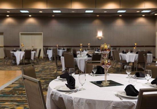 Residence Inn Kansas City Airport: Ballroom