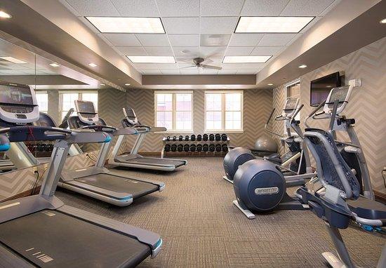 Residence Inn Kansas City Airport: Health club