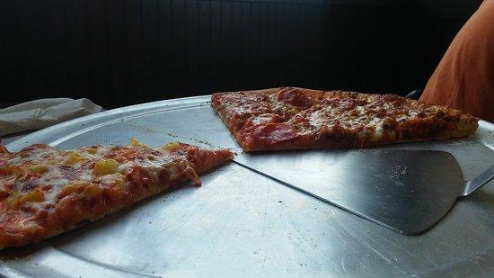 Piezon's Pizzeria: Left overs