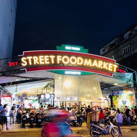 本街食品市场照片