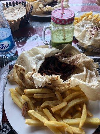 My Mom's Recipe Restaurant: Comida típica jordana