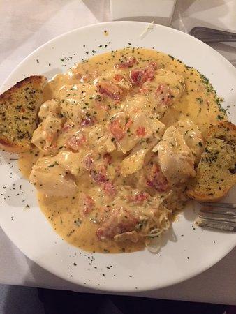 Edgewood, MD: Chicken tomato cream