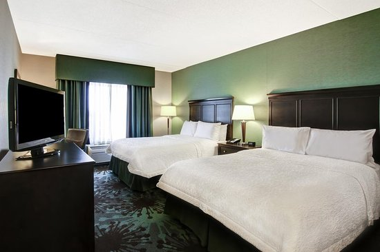 Hampton Inn by Hilton Toronto Airport Corporate Centre: Suite