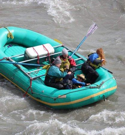 Nenana Raft Adventures Day Tours Denali National Park