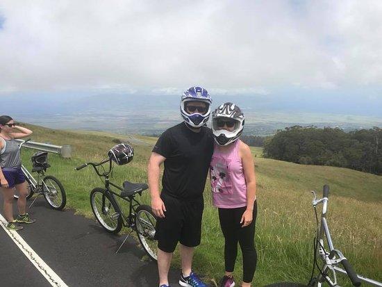 Maui Easy Riders: Couple