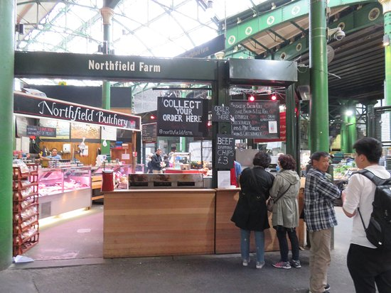 Borough Market: ボロ・マーケット