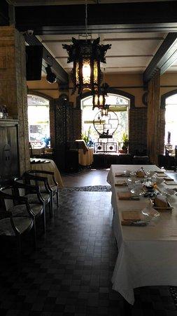 Китайский Иероглиф: Внутри ресторана