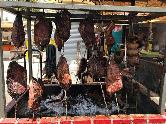 Carne En Vara Llanera Woodfired Meat Hollywood