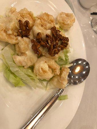 8. Walnut Shrimps