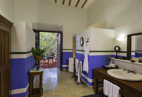 Tixkokob, México: Guest room