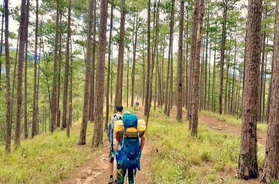 3-day trekking in Dong Iar Jieng and...