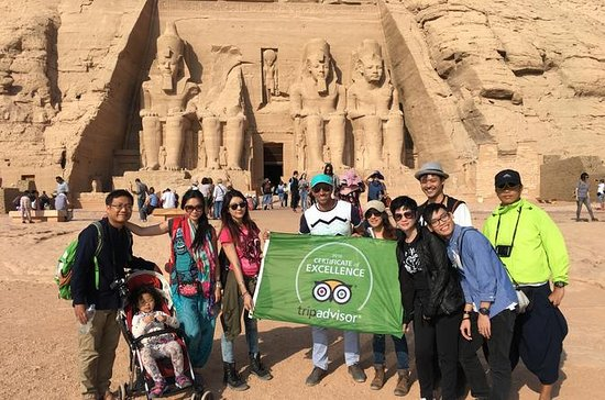 Private Day Tour til Abu Simbel...