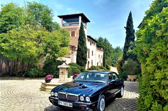 Private Tour in a Classic Jaguar Car...
