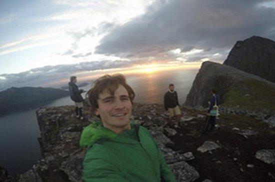 Whale island Cliff hike