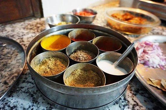 Lær å lage mat Mewar Cuisine of the...