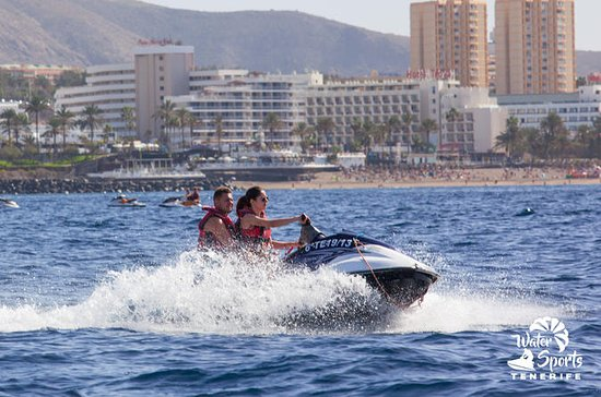 Double Jet Ski Safari 40 minuti