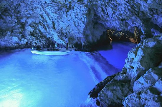 Blue Cave our Way - private 6 island...