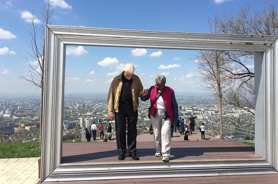 Almaty Scheduled Group Day Tour