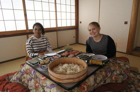 TEMAKIZUSHI (Håndrullet sushi) opplevelse
