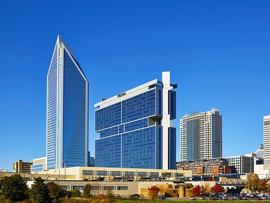 The Westin Charlotte: Exterior