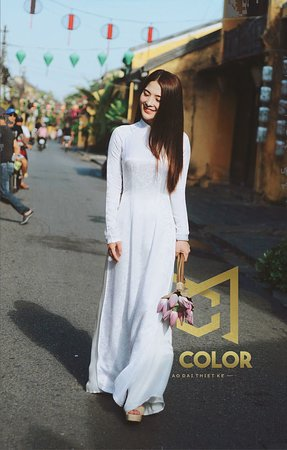 Ao Dai My Color