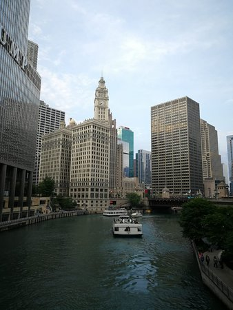 Image Result For Chicago Hotels Michigan Avenue Map