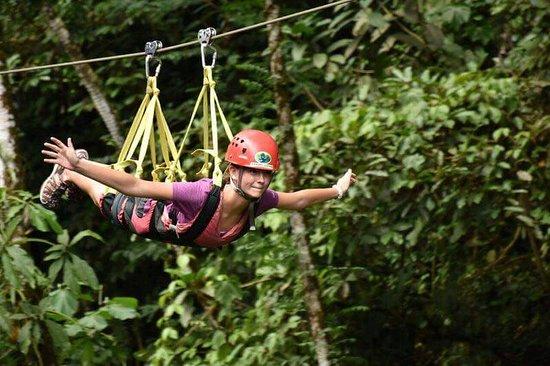 Canopy Safari: Superwoman