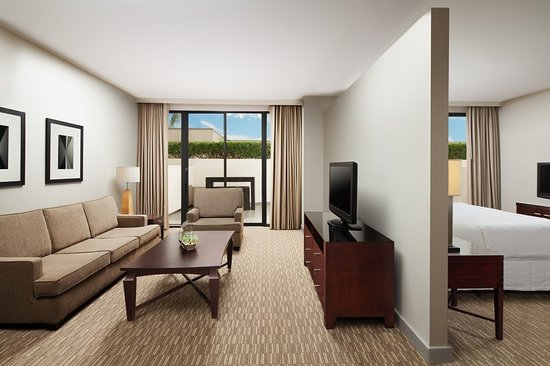 The Westin Los Angeles Airport: Guest room