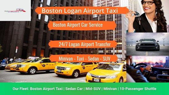 Boston Logan Airport Cab
