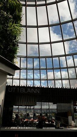 Perlan Restaurant Photo