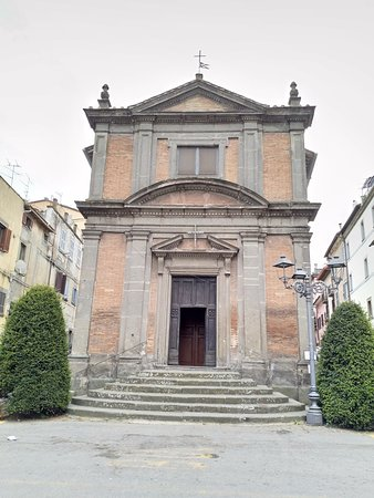 Chiesa di Sant'Antonio in Bagnaia
