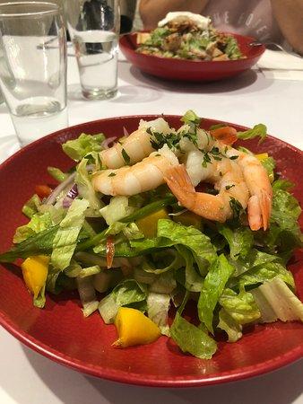 Nice restaurant and good food