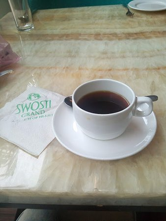 Hotel Swosti: Great Breakfast n Coffee