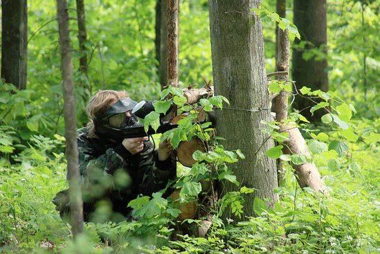 PAINTBALL BLED: Best Paintball in Bled and Radovljica