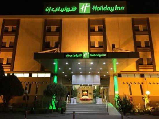 Tabouk, Saudi Arabia: Hotel's frontal view
