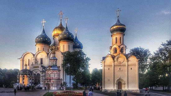 The Holy Trinity-St. Sergius Lavra: Троице-Сергиева Лавра