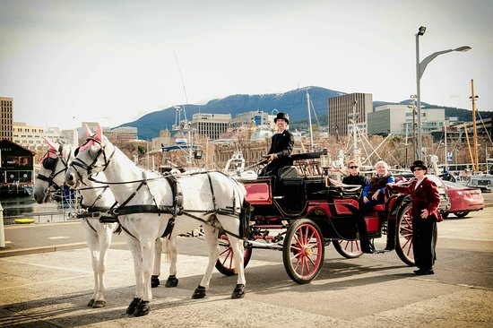 Heritage Horse Drawn Carriages Pty Ltd