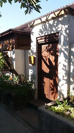 Rama Residence Petitenget: The Villa's gate