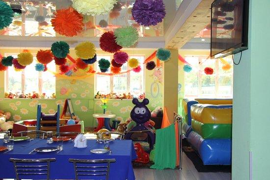 Greater Sochi, Russia: Детский центр Джуниор