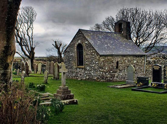 Laxey, UK: St Adamnans